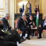 Mahmoud ABBAS, en audition devant le Sénat