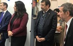 Faten HIDRI, vice-présidente de la région en visite à Bondinnov