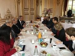 IMG 3478 délégation palestinienne 6.11.2017
