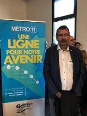 Réunion ligne 11 Neuilly sur Marne 17.05.2018 01
