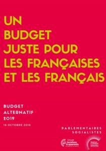 Un budget juste pour les Français