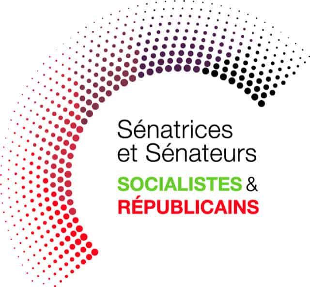 Logo senateur socialistes CMJN